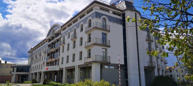 AZIMUT отель, Ярославль