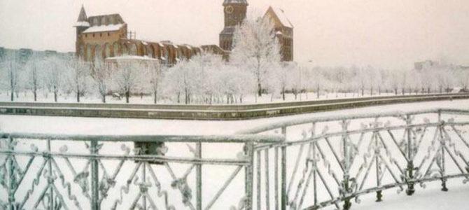 Новый год на самом западе России- 5 дней