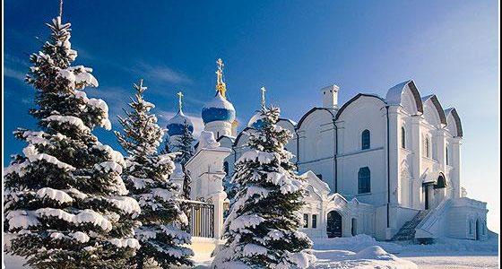 Рождество в древней Казани- 3 дня