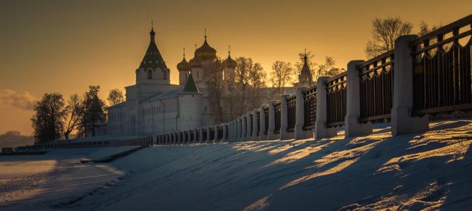 Золотое Кольцо России со встречей Нового Года- 3 дня (ночной переезд)