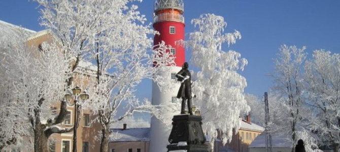 Рождественская симфония на Балтике- 6 дней