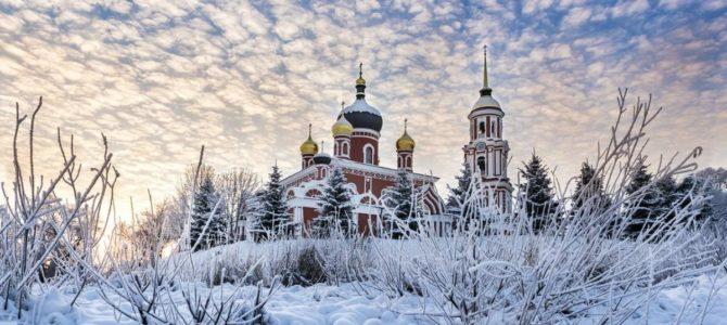 Старая Русса — Великий Новгород со встречей Нового Года-  3 дня