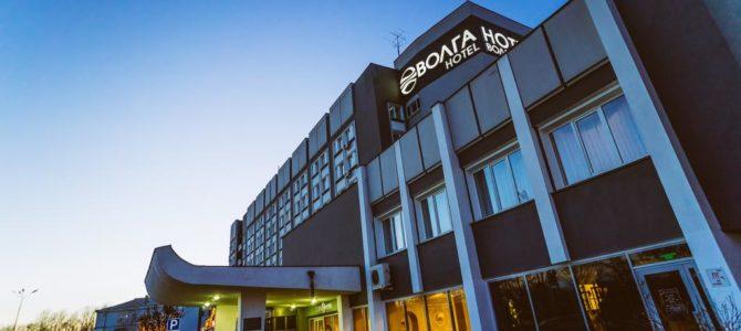 Волга гостиничный комплекс, Тверь