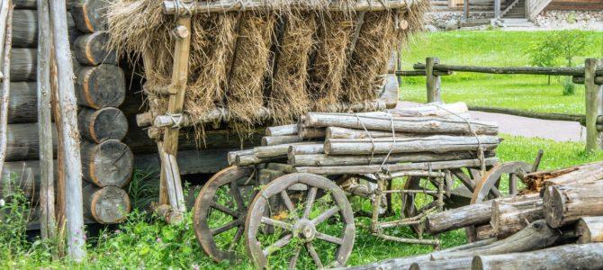 Этнографический парк деревянного зодчества Богословка. ВЕСНА 2021