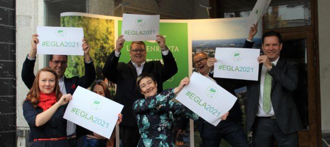 Город Лаппеенранта разделил титул European Green Leaf Award 2021 (Европейский зеленый лист 2021) с болгарским городом Габрово