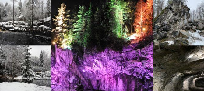 Тур Рускеала — магия Рождественских огней