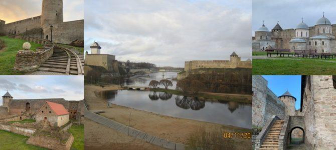 Тур Ивангород —  форпост на западе русской земли