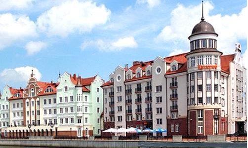 Мартовские выходные на Балтике- 4 дня