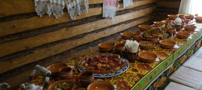 В старообрядческую деревню Лякова на Масленицу