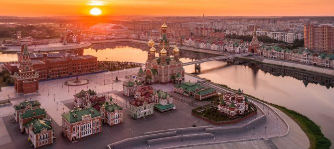 От Твери до Казани. 7 дней