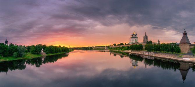 Туры в Псковскую область.