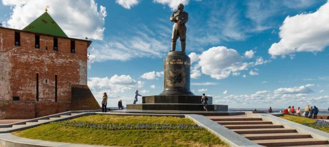 По Нижегородскому краю. 3 дня