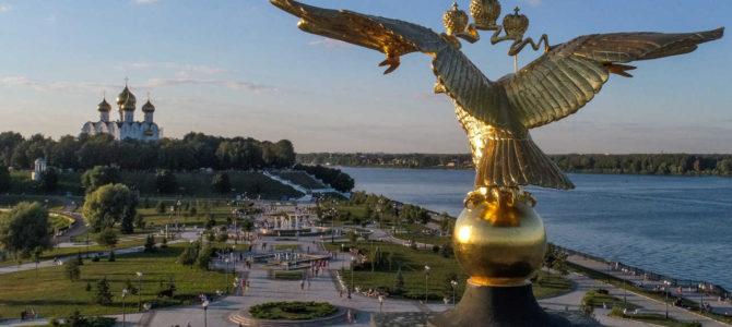 Юрьевец – Кинешма – Плёс – Ярославль – Карабиха. 3 дня. Из Нижнего Новгорода