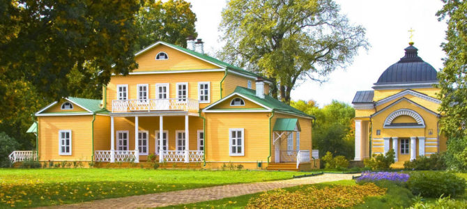 Пенза – Тарханы из Нижнего Новгорода. 2 дня