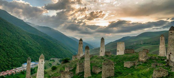 Встречи с чудесами Кавказа. 7 дней