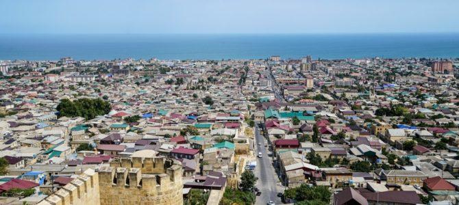 Дагестан — страна гор. 3 дня