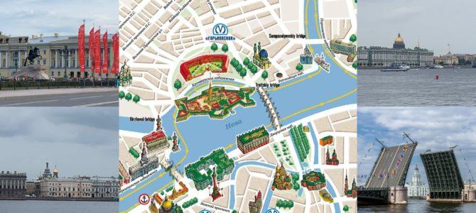 Тур Ночной Санкт-Петербург с круизом на теплоходе в развод мостов над Невой